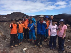 7月度事業(富士山登山)2