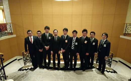 公益社団法人日本青年会議所東海地区岐阜ブロック協議会公式訪問 写真