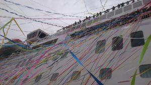 恵那青年会議所 第46回JC青年の船「とうかい号」出航式12
