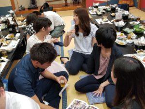 恵那青年会議所 「とうかい号」壮行会2