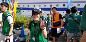 恵那青年会議所 帰港式 写真3