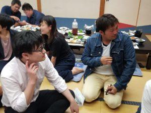 恵那青年会議所 「とうかい号」壮行会3