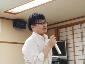 恵那青年会議所 「とうかい号」壮行会4