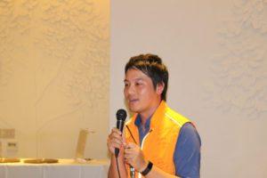 恵那青年会議所 第46回JC青年の船「とうかい号」帰国報告会 写真5