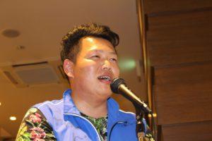 恵那青年会議所 第46回JC青年の船「とうかい号」帰国報告会 写真6