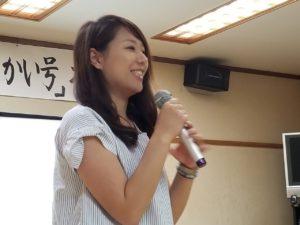 恵那青年会議所 「とうかい号」壮行会6