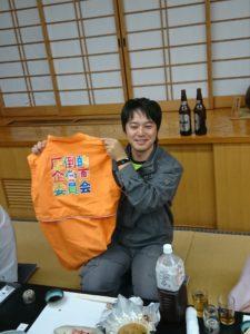 恵那青年会議所 「とうかい号」壮行会8