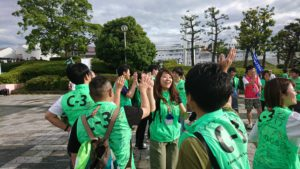 恵那青年会議所 帰港式 写真9