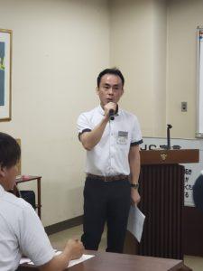 恵那青年会議所 7月例会写真3