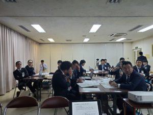 恵那青年会議所 10月例会4