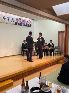 恵那青年会議所 卒業例会9
