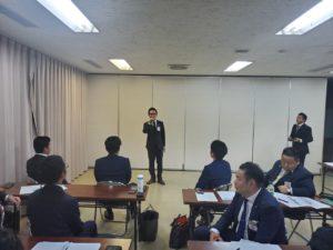 恵那青年会議所 11月例会8